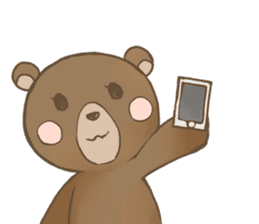 Me's bear sticker #3059751