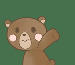Me's bear sticker #3059752