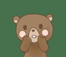 Me's bear sticker #3059755