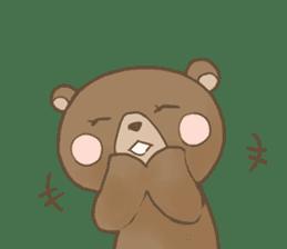 Me's bear sticker #3059757