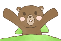 Me's bear sticker #3059760