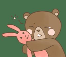 Me's bear sticker #3059761