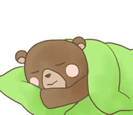 Me's bear sticker #3059763