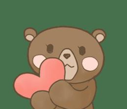 Me's bear sticker #3059765