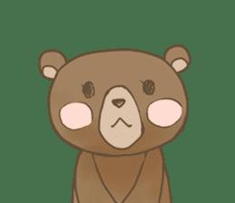 Me's bear sticker #3059768