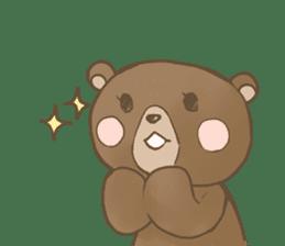 Me's bear sticker #3059769