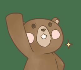 Me's bear sticker #3059770