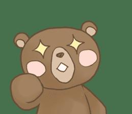 Me's bear sticker #3059771