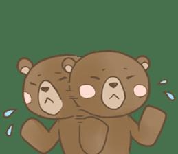 Me's bear sticker #3059772
