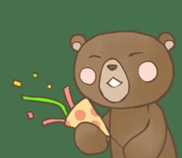 Me's bear sticker #3059773