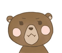 Me's bear sticker #3059774
