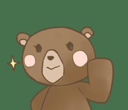 Me's bear sticker #3059775