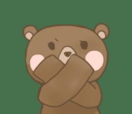 Me's bear sticker #3059776