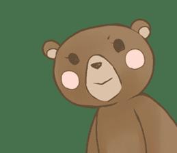 Me's bear sticker #3059777