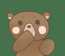 Me's bear sticker #3059778