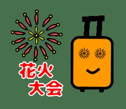 Mr. Suitcase sticker #3078154