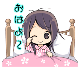 Minori Chihara sticker #3080918