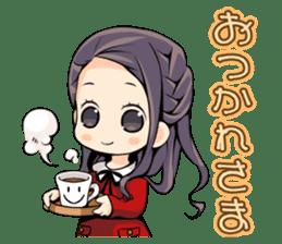 Minori Chihara sticker #3080930