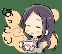Minori Chihara sticker #3080937