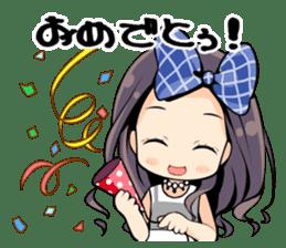 Minori Chihara sticker #3080938