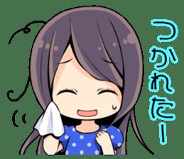 Minori Chihara sticker #3080944