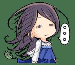 Minori Chihara sticker #3080946