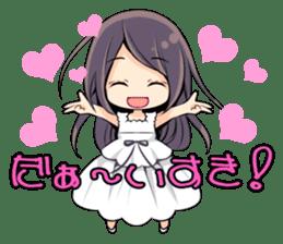 Minori Chihara sticker #3080954