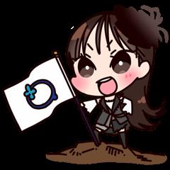 "Imai Asami's Radio""SSG""Stamp Ver.2"