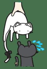 Jasmine and Cosmos sticker #3085766