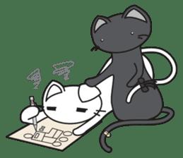 Jasmine and Cosmos sticker #3085772
