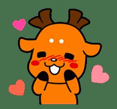 Shikamarokun sticker #3091404