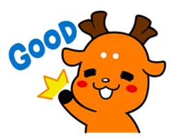 Shikamarokun sticker #3091406