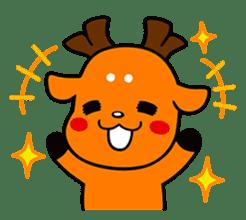 Shikamarokun sticker #3091407
