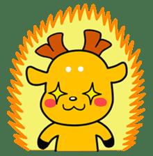 Shikamarokun sticker #3091412