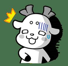 Shikamarokun sticker #3091413
