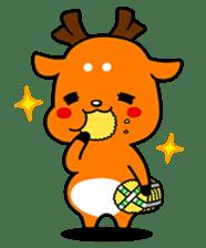 Shikamarokun sticker #3091414