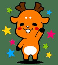 Shikamarokun sticker #3091415