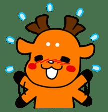 Shikamarokun sticker #3091420