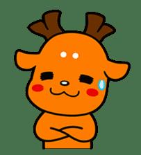 Shikamarokun sticker #3091422