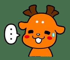 Shikamarokun sticker #3091423