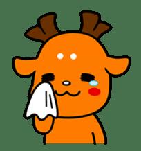 Shikamarokun sticker #3091425