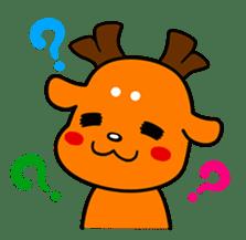 Shikamarokun sticker #3091427