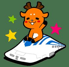 Shikamarokun sticker #3091430