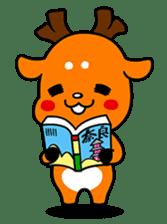 Shikamarokun sticker #3091431