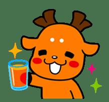 Shikamarokun sticker #3091433