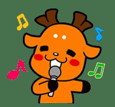 Shikamarokun sticker #3091434