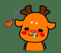 Shikamarokun sticker #3091435