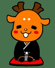 Shikamarokun sticker #3091439