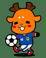 Shikamarokun sticker #3091441