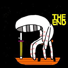 Octopus swordsman 3 ~After the battle~
